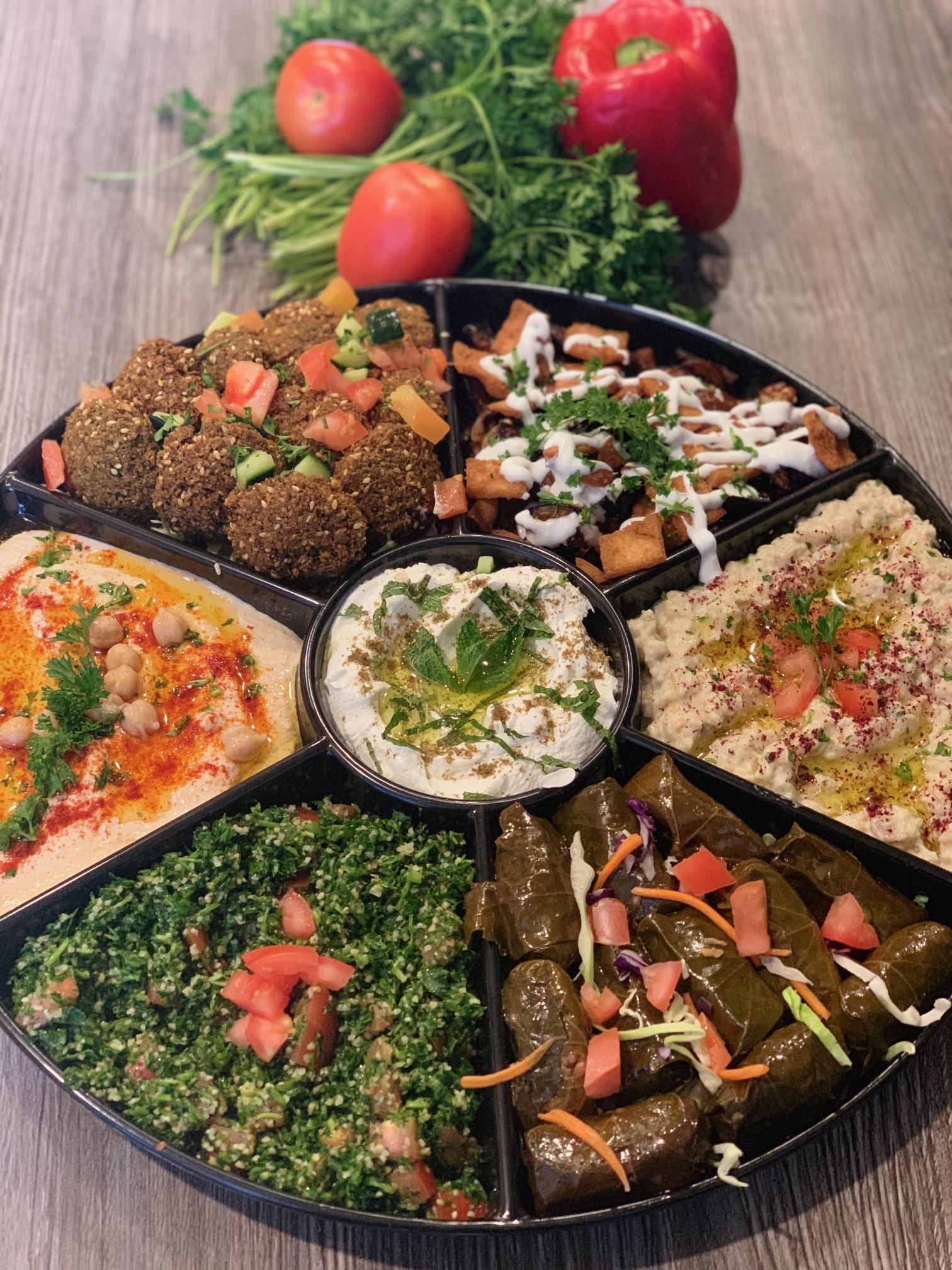 Veggie Lovers Platter