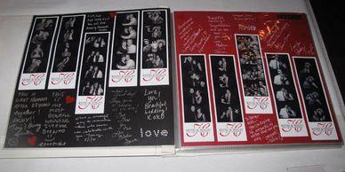 Memory Book $100