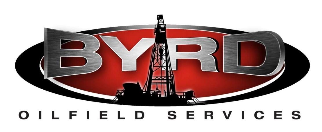 Byrd Oilfield Employment Application