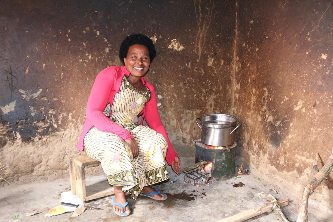 Efficient Cookstoves - Rwanda