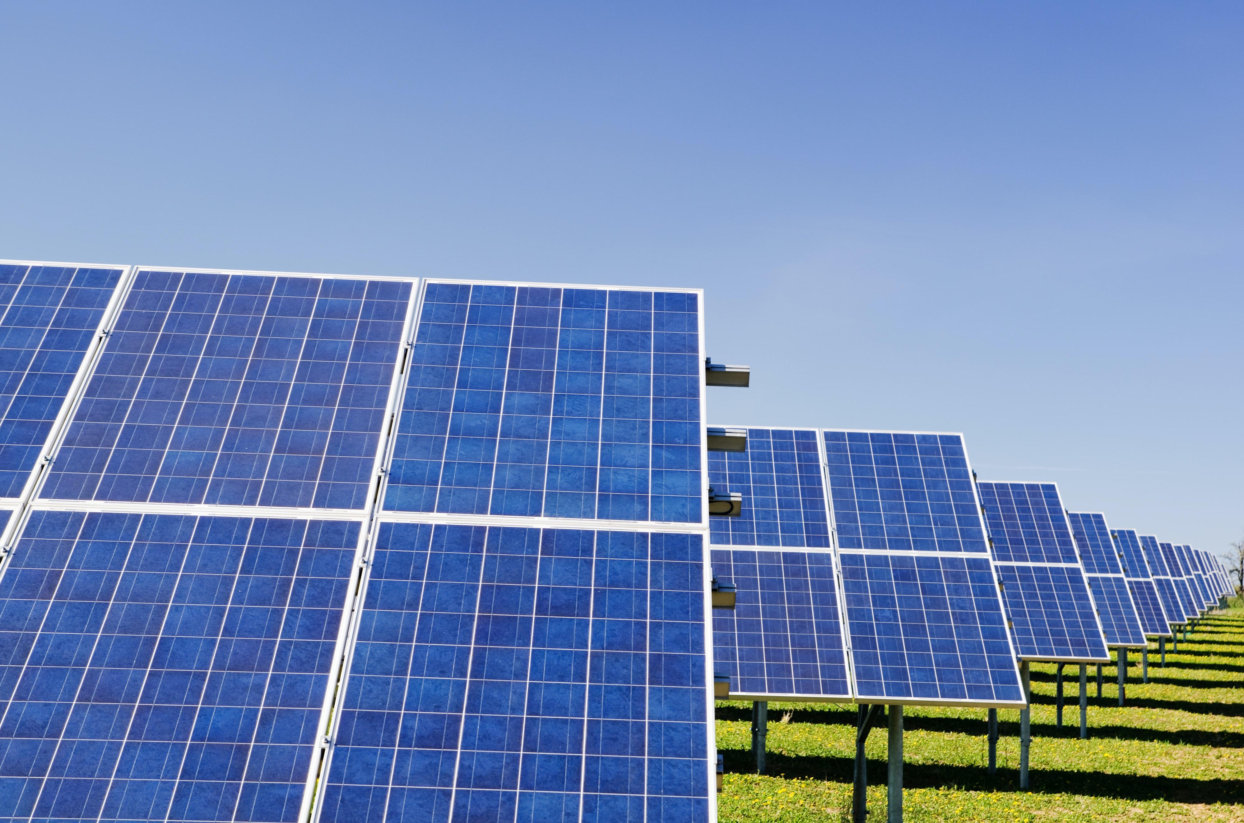 Bhadla Solar - India