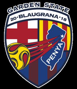 Garden State Blaugrana Membership Form