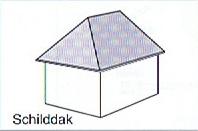 Schilddak