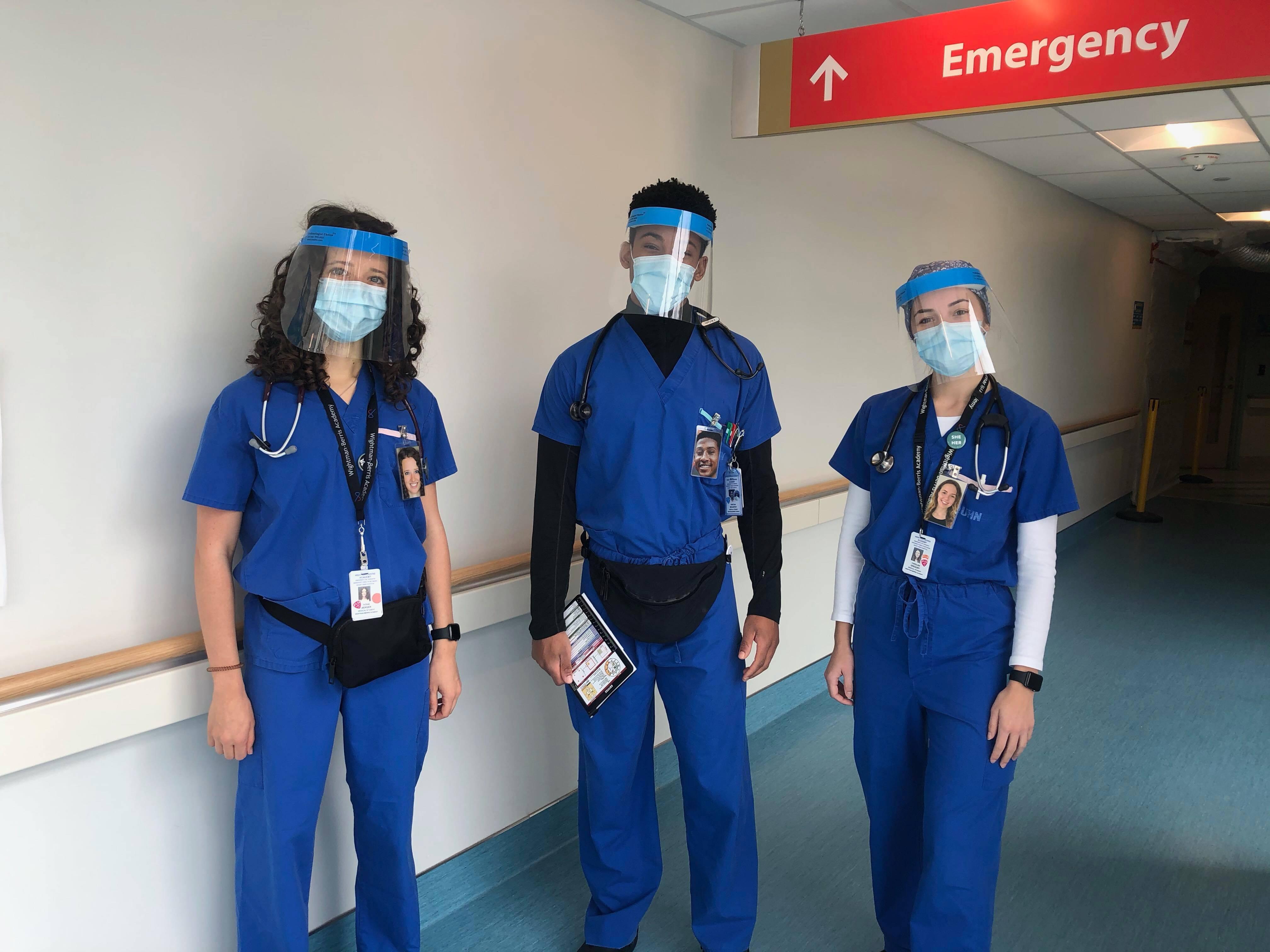 Étudiants en Medecine à UofT