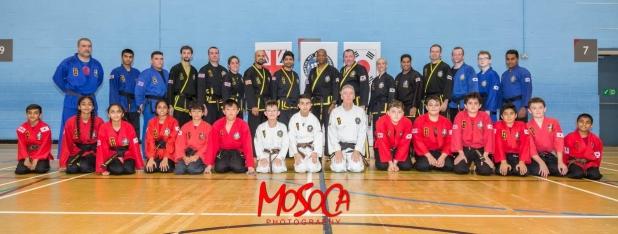 September 2017 Regional Black Belt Training