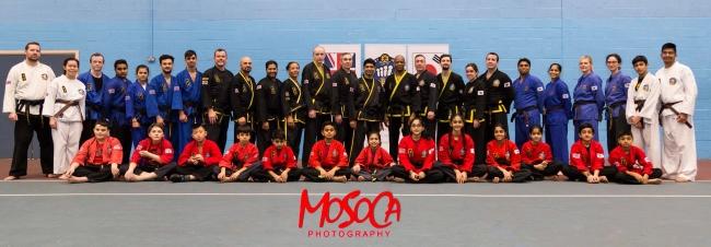 March 2017 Regional Black Belt Training