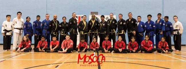 September 2016 Regional Black Belt Training