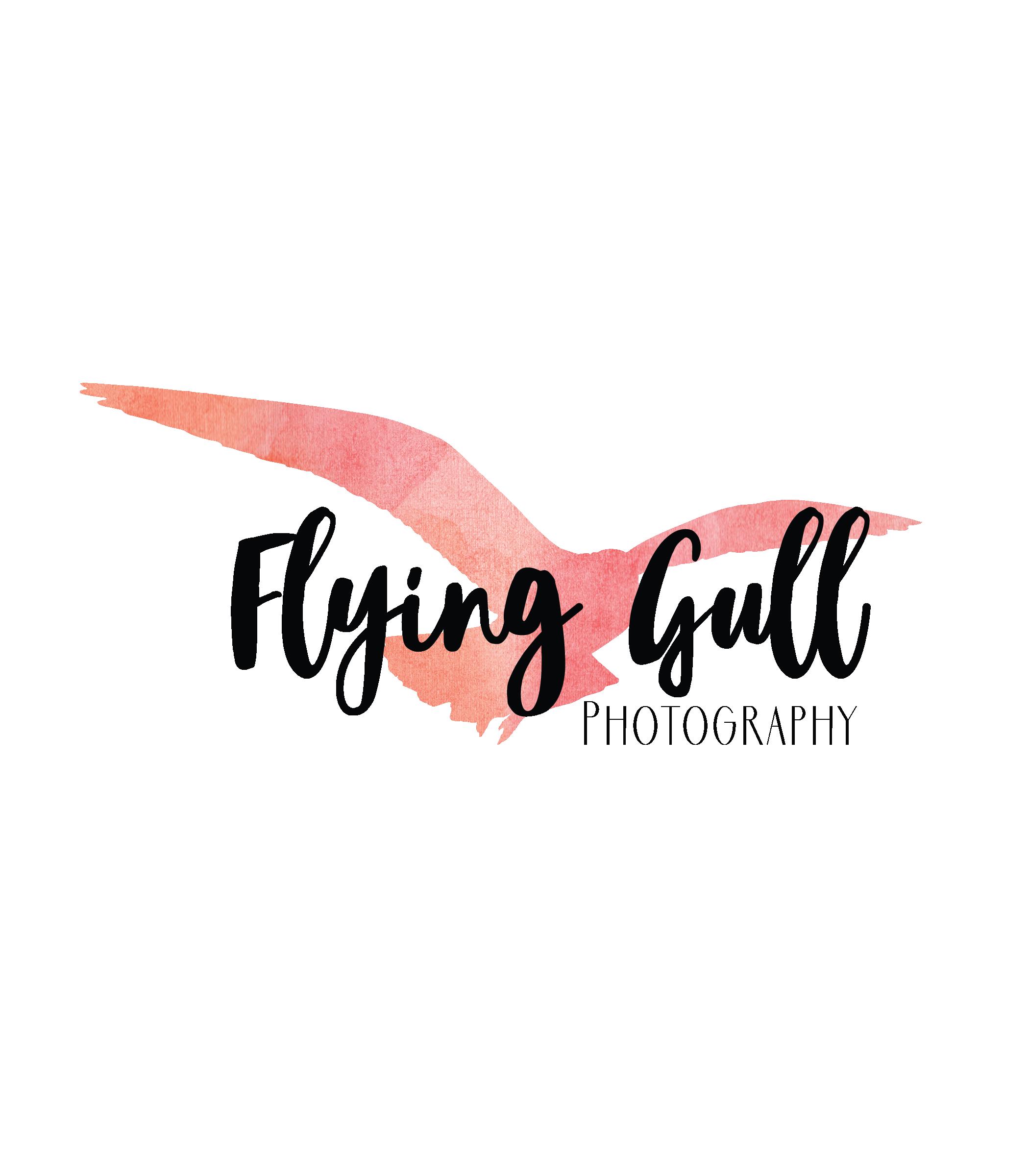 Flying Gull Photography logo
