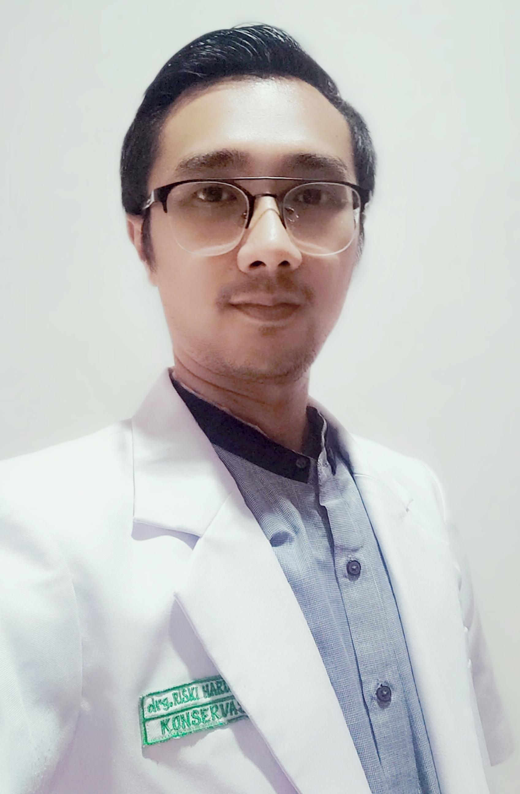 drg. Riski Hardipramana Dwiswara