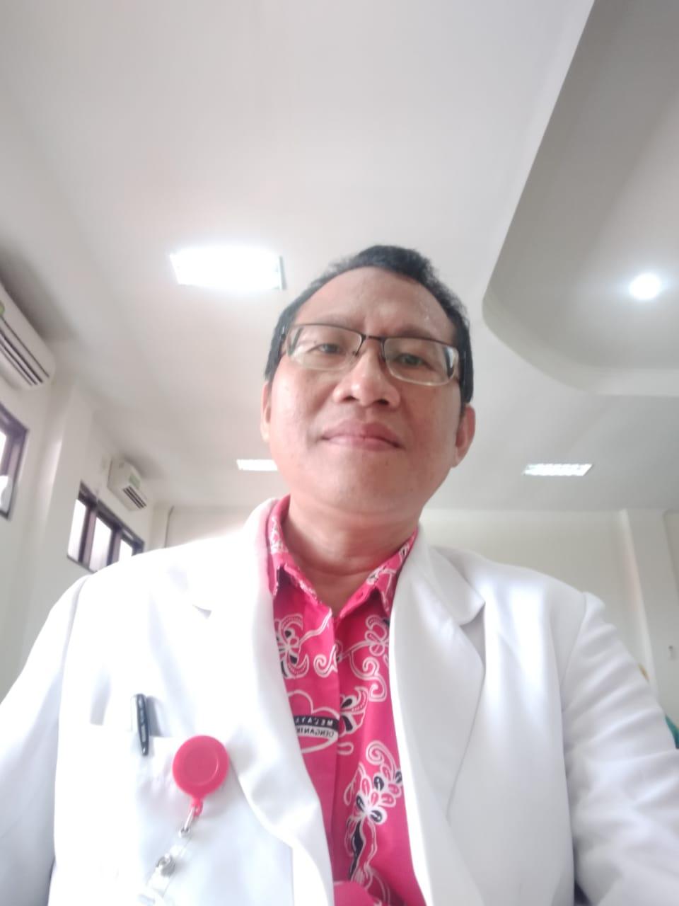 dr. Suharyo Sp.B K(KL) FINACS