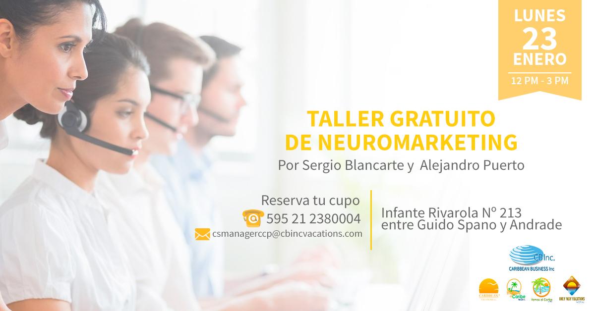 Taller de NeuroMarketing