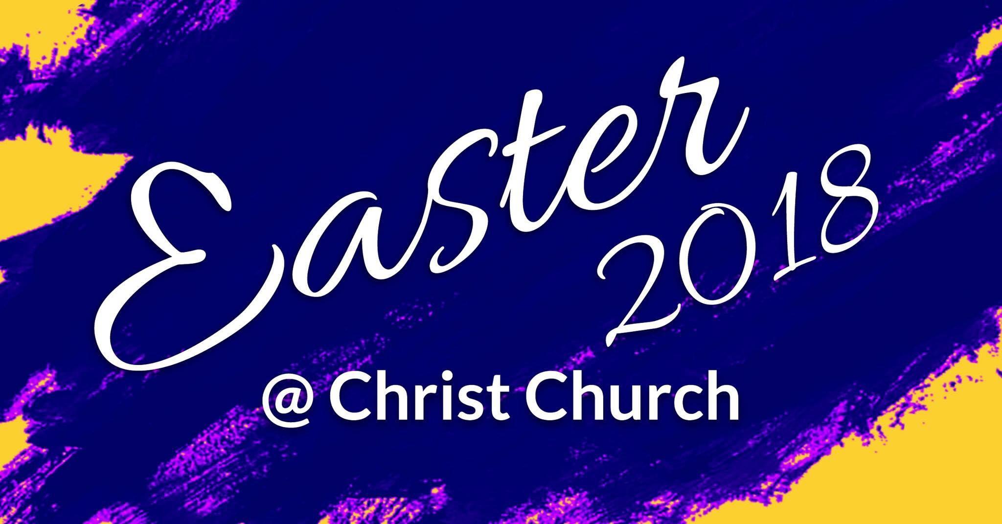 Invite Someone To Christ Church!