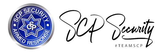 SCP SECURITY LOGO