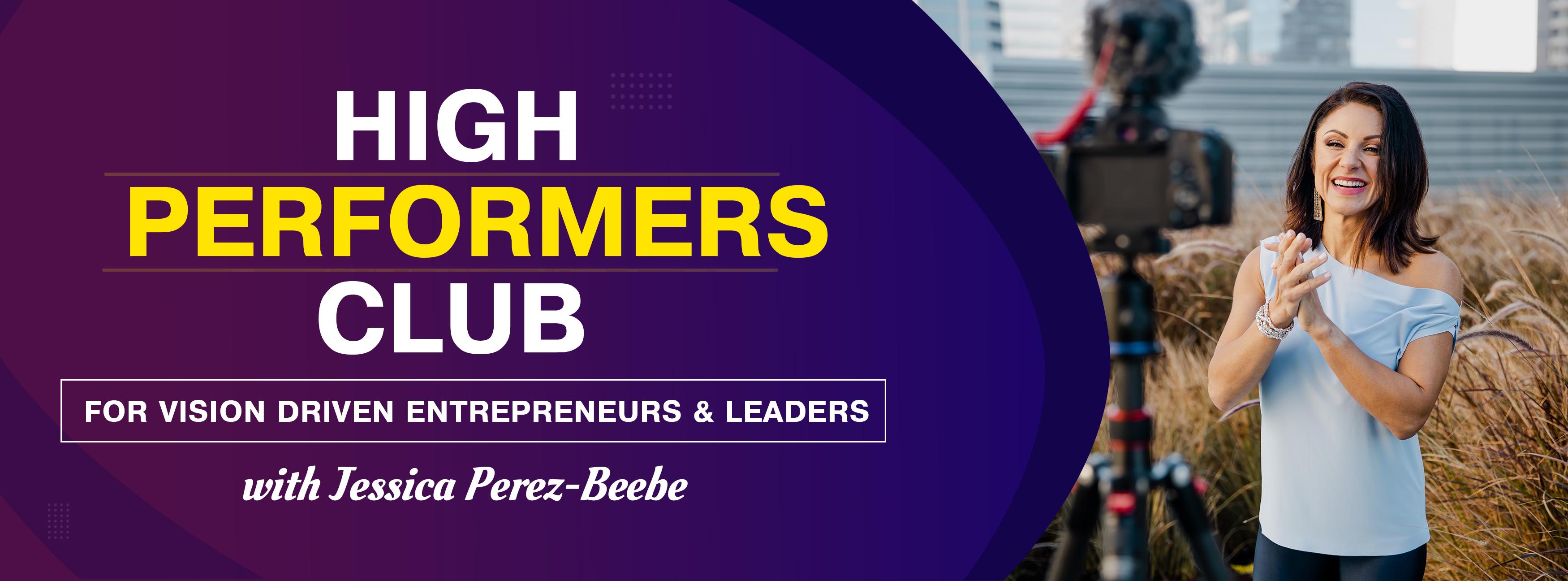 Deposit for High Performers Club (HPC)