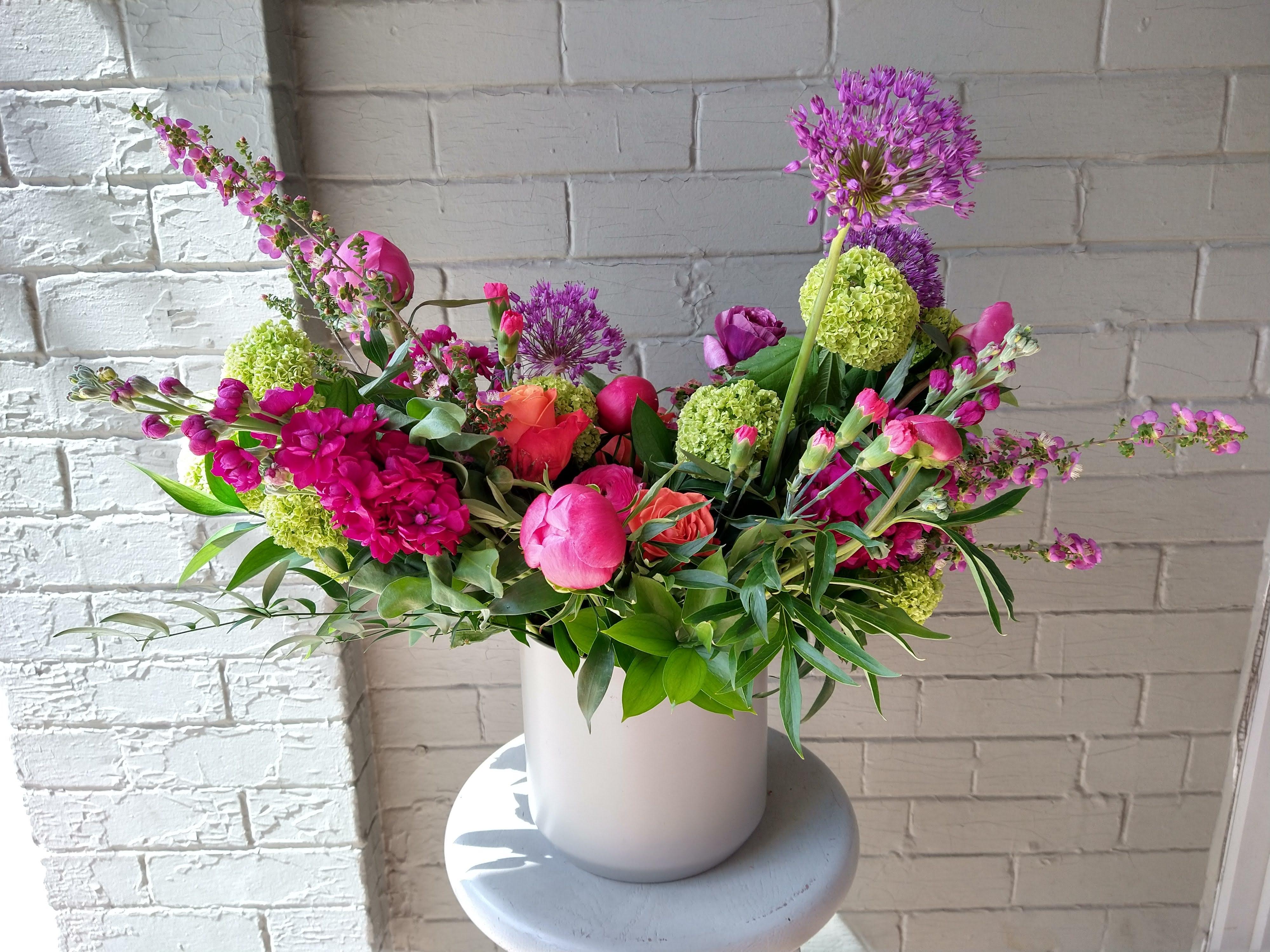 Larger arrangement