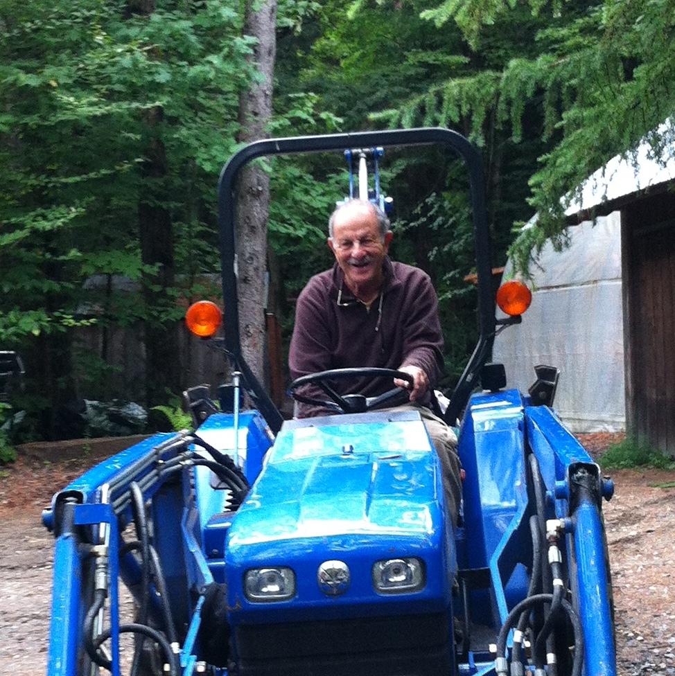 Edward Levine, South Royalton, Vermont, August 2012