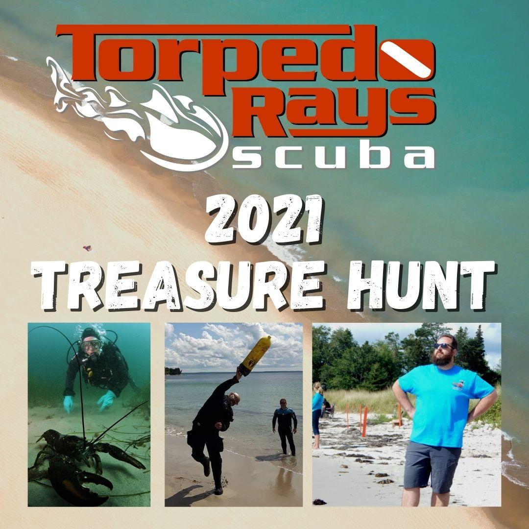 Treasure Hunt 2021 Registration Form