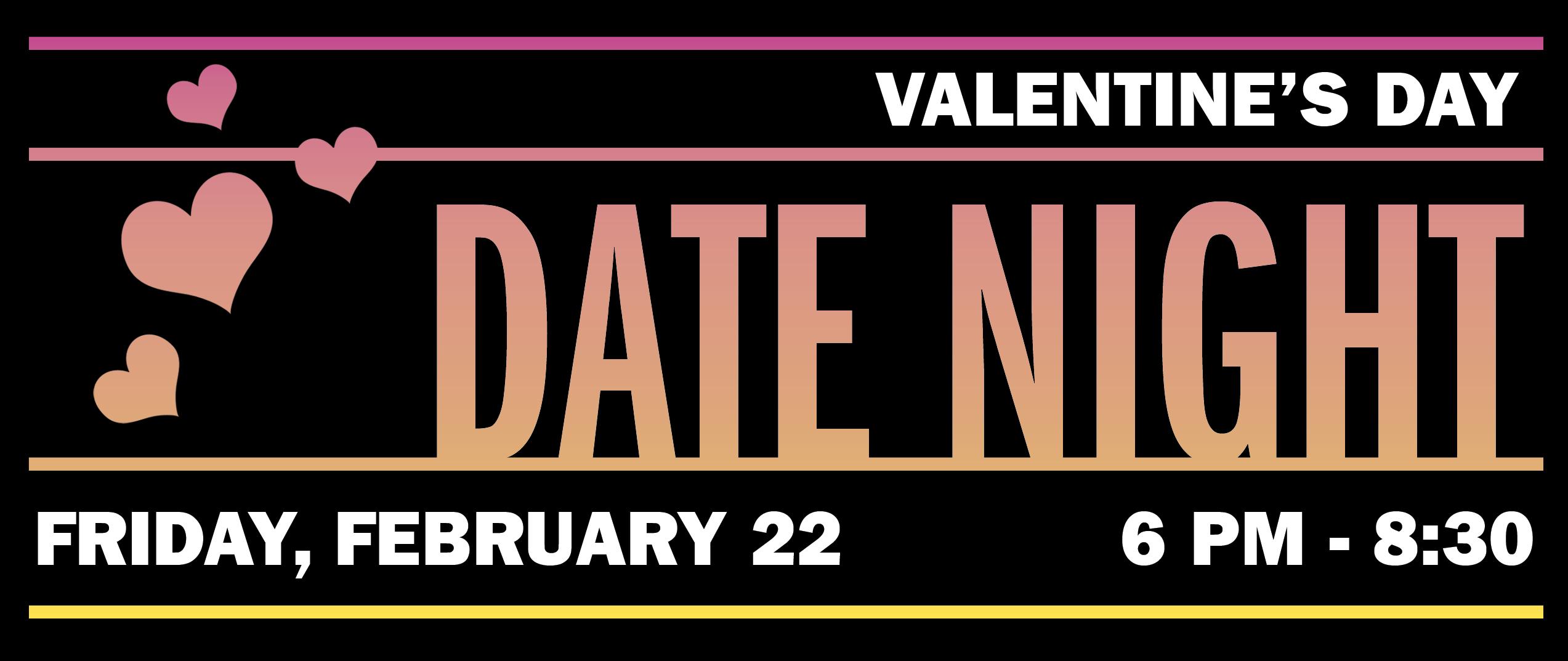 February Date Night RSVP