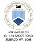 KEMH Alumni Inc Logo