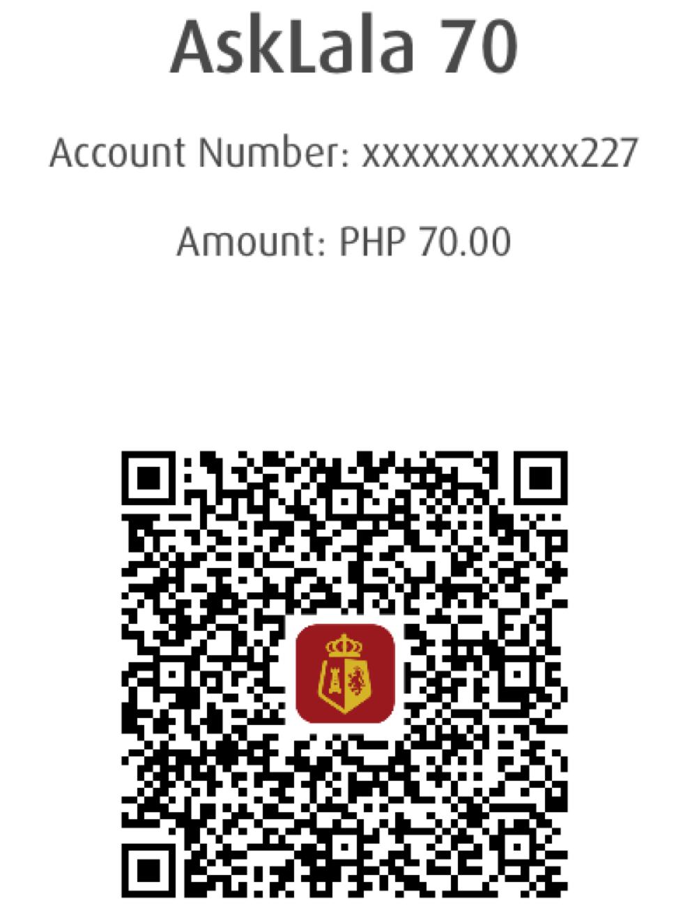 Payment Details (GCash)