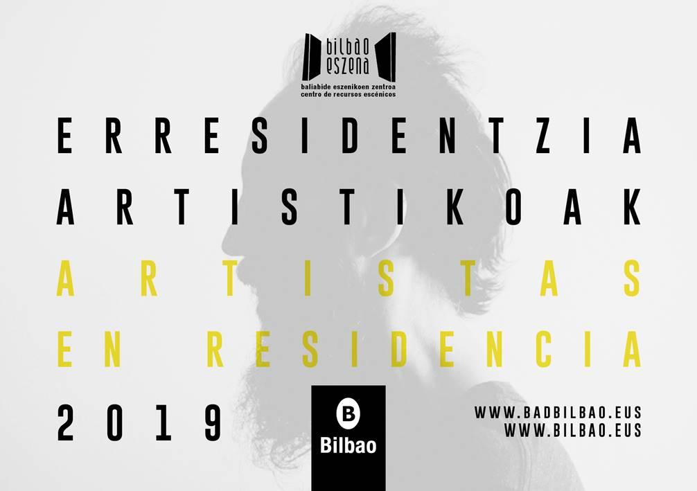 Artistas en Residencia 2019