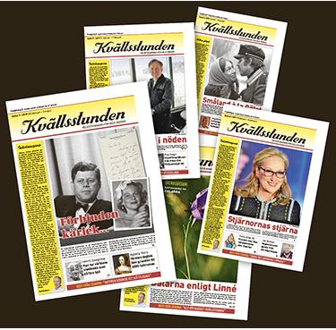 5 tidningar
