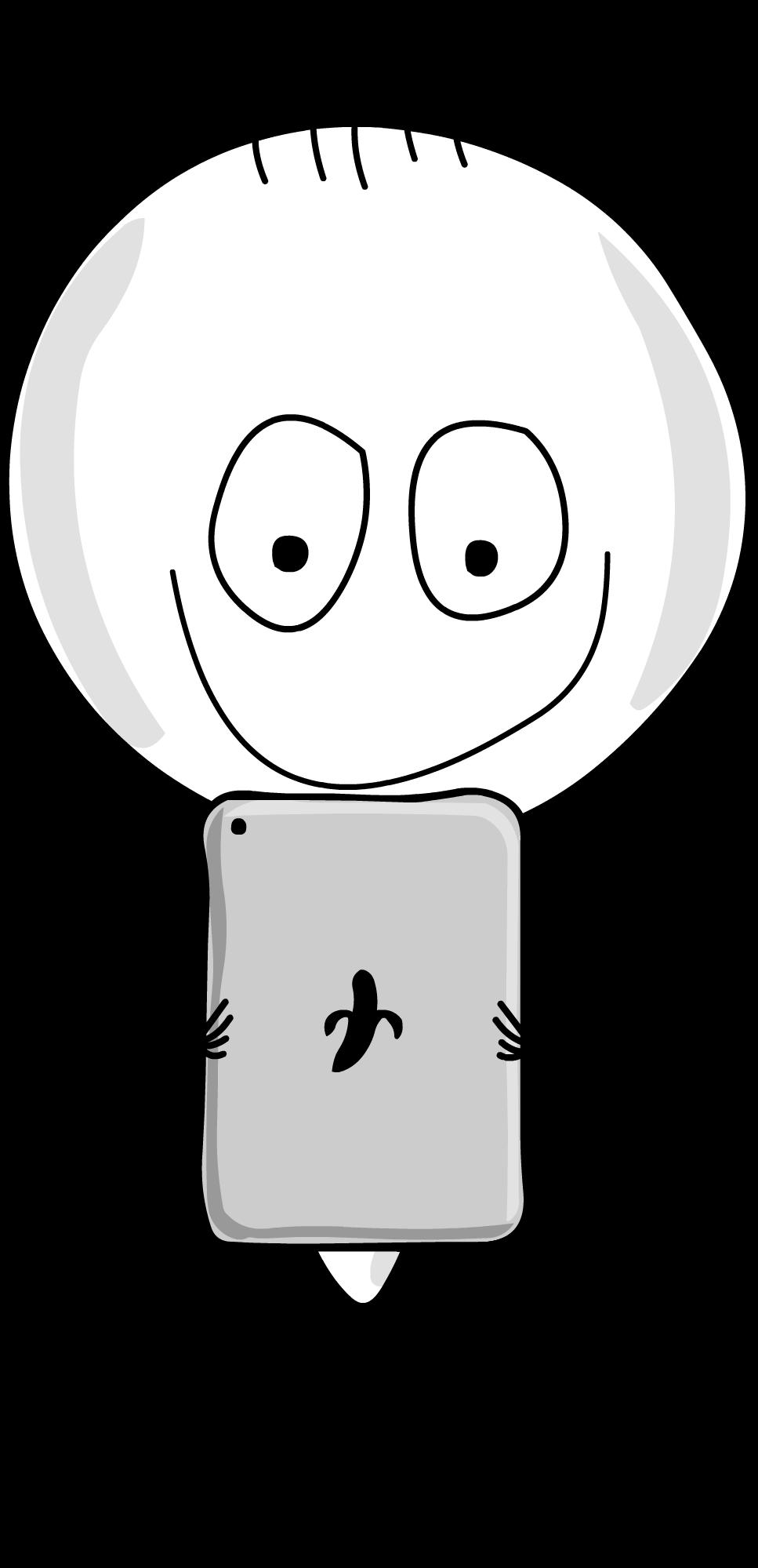 Bob Launch at Computer