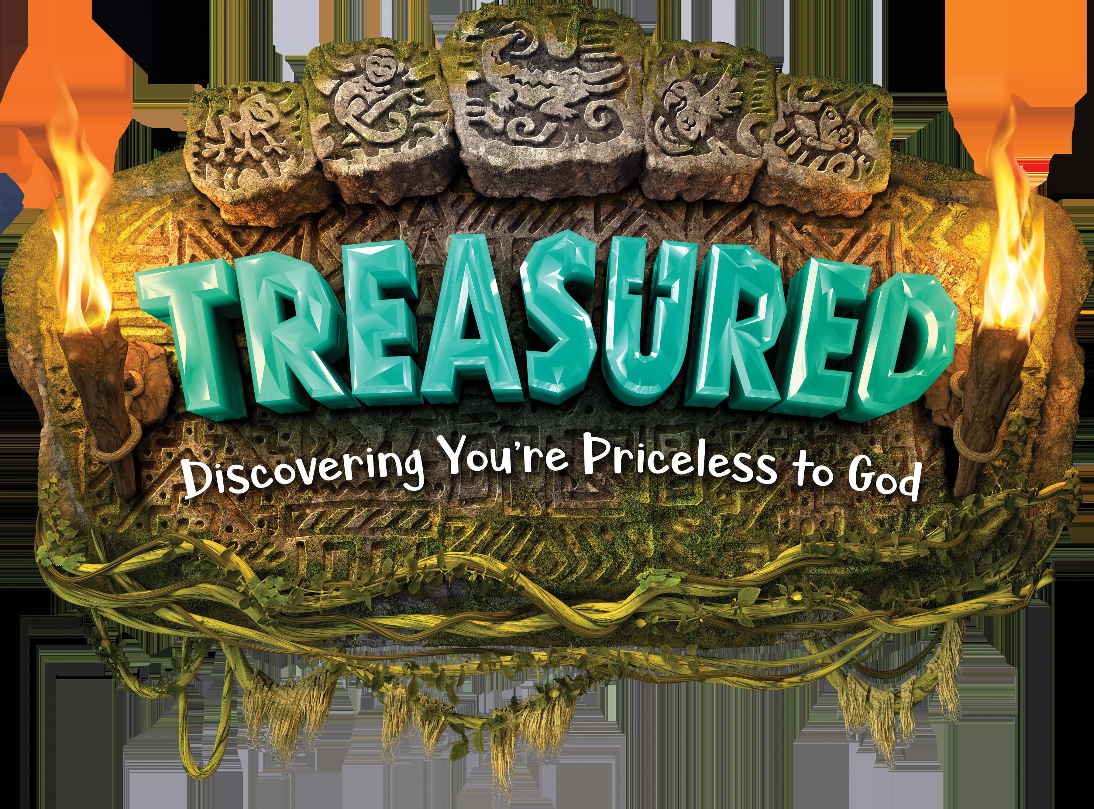 TREASURED: Vacation Bible School