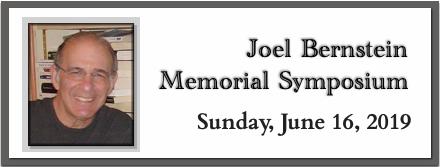 Joel Bernstein Memorial Symposium