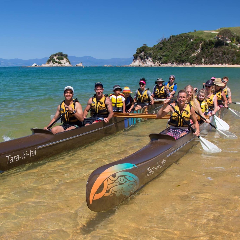 Waka (War Canoe)