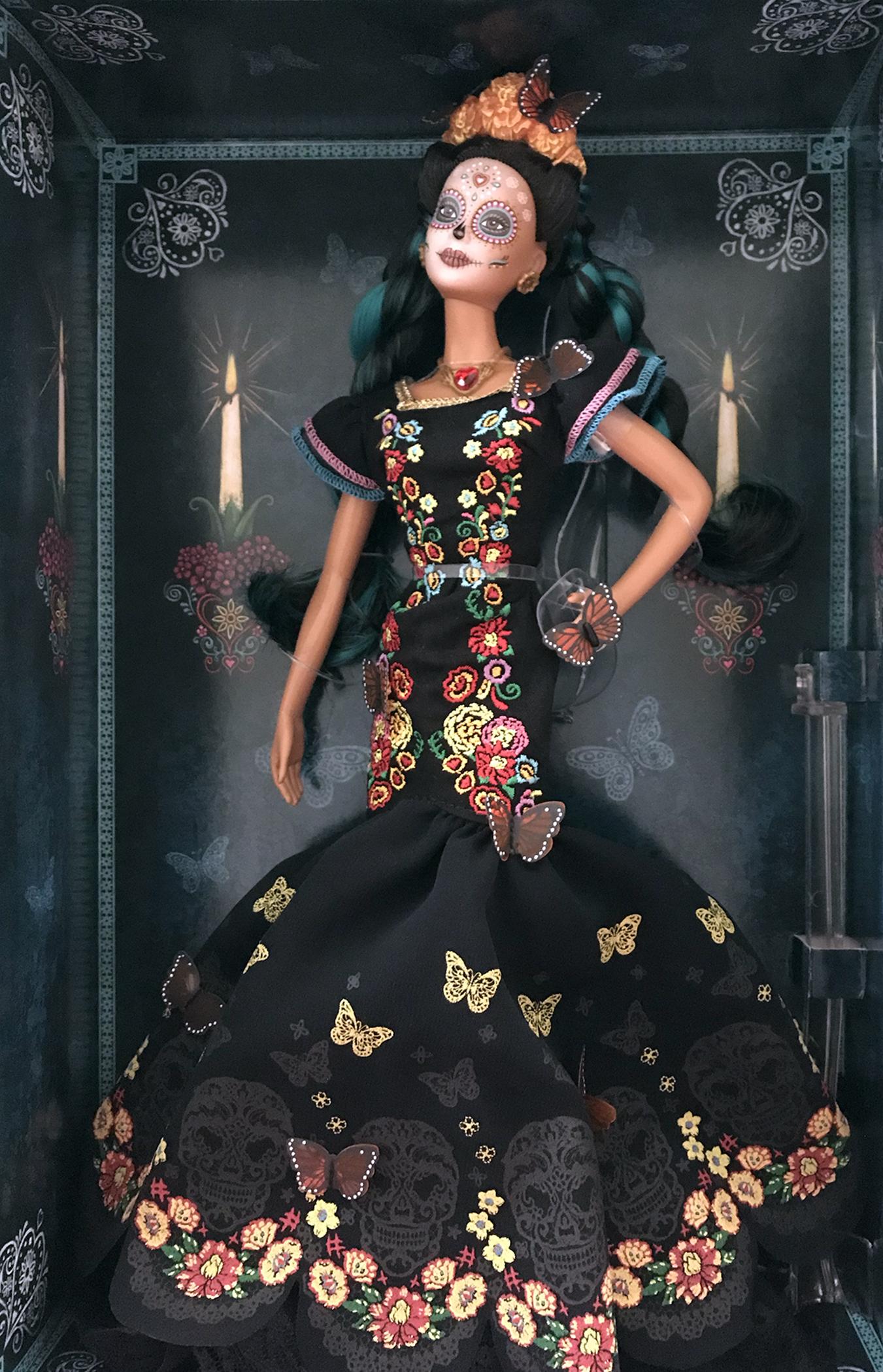 Catrina (Día de Los Muertos) doll - Starting Bid $50