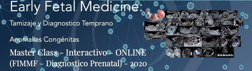 Registro al Master Class: Early Fetal Medicine