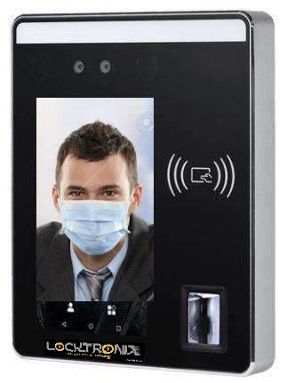 SPF500 Card+Fingerprint+Face reader 卡+指紋+臉型機 ($5,500)