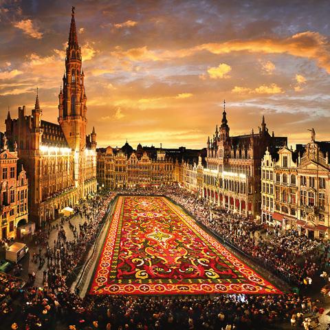 20 et 21 octobre 2018, Bruxelles, Belgique