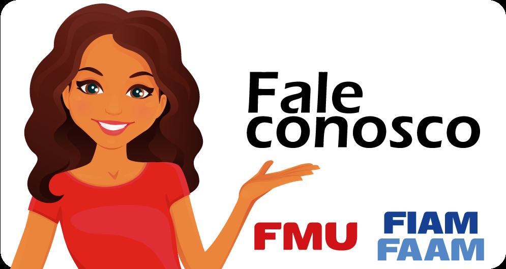 FALE CONOSCO FMU   FIAM FAAM