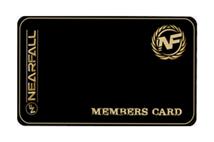VIP MEMBER REWARDS CARD
