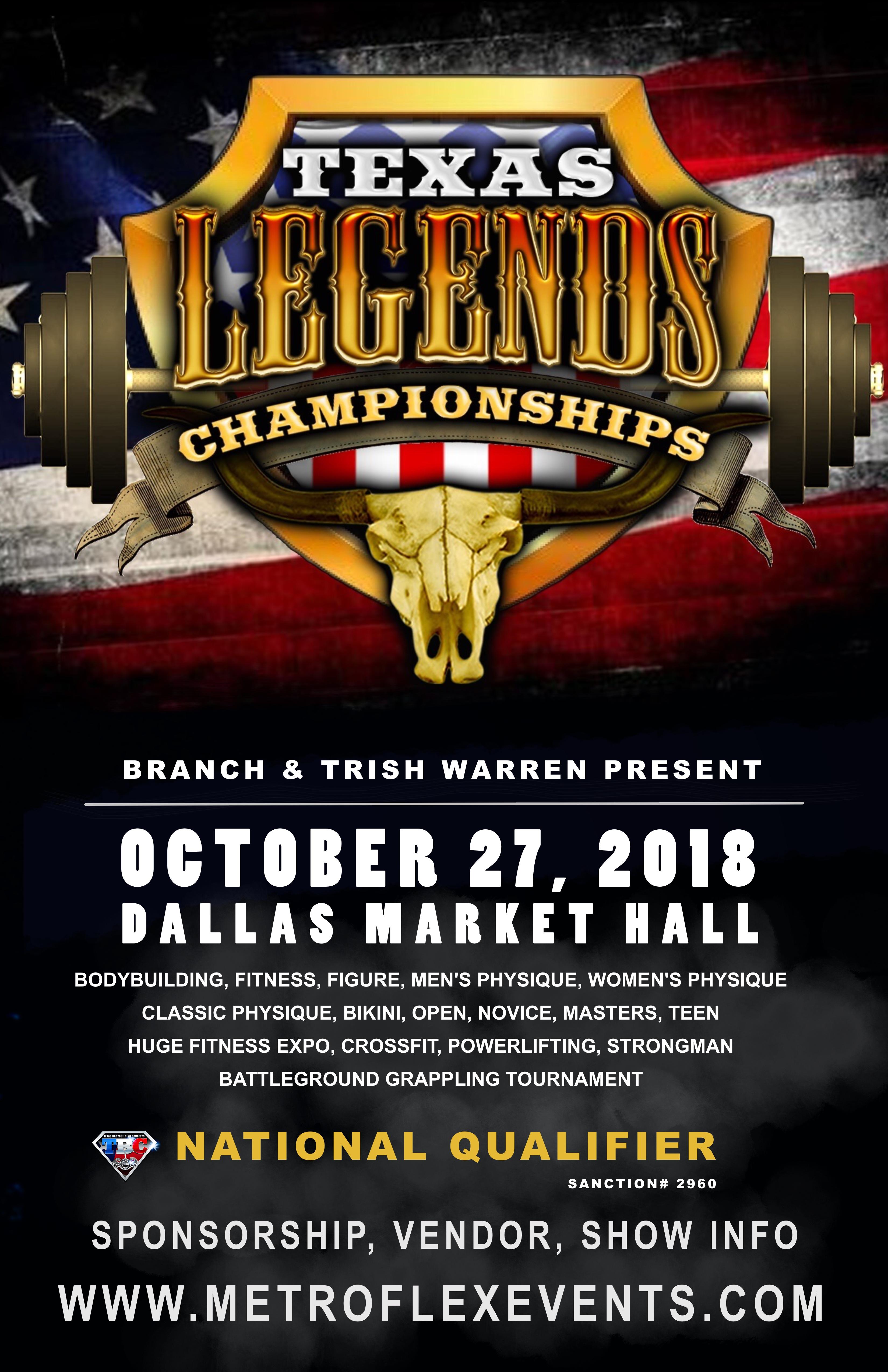 NPC Texas Legends Championships