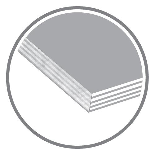 Glue Padding