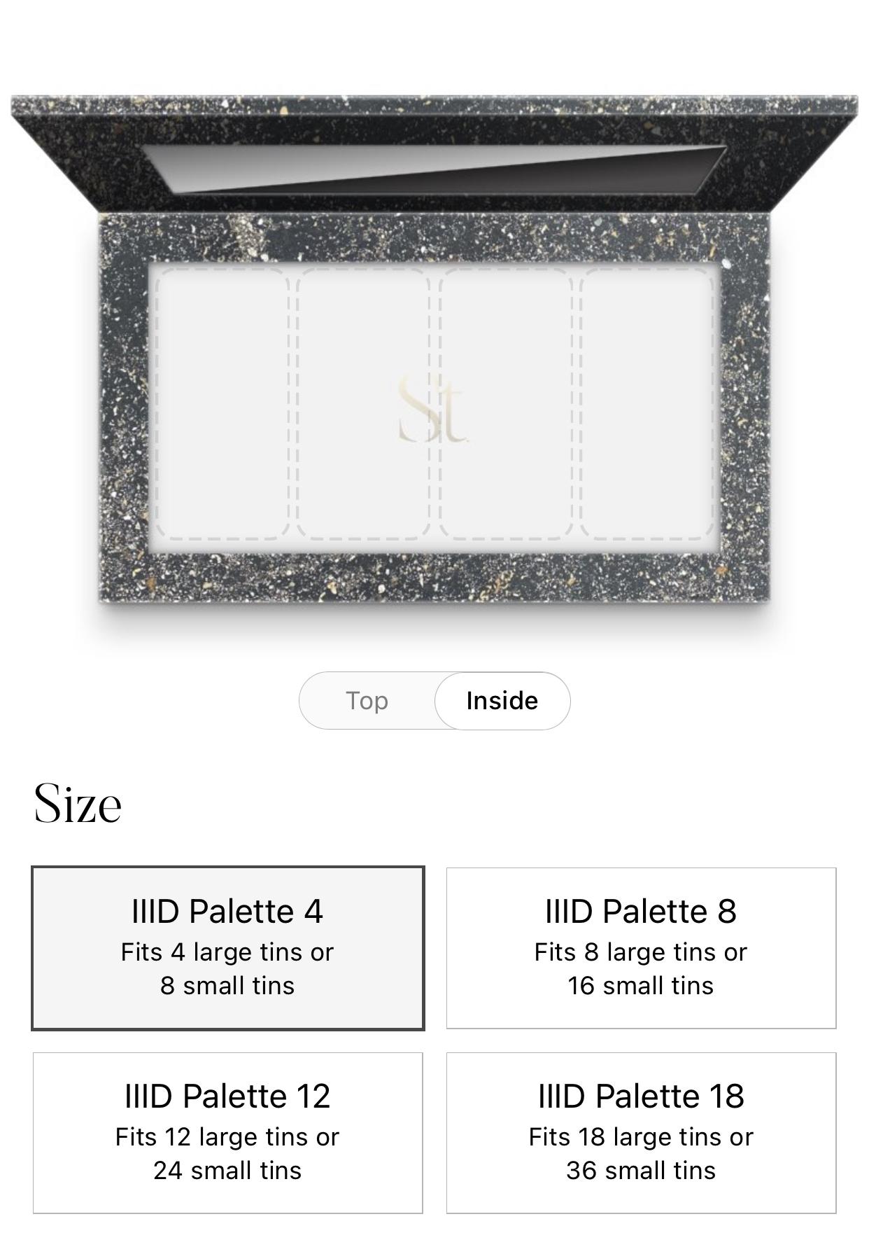 IIID Palette 4