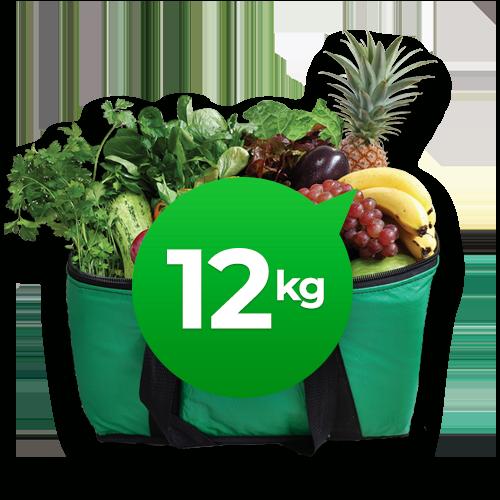 Box de 12 kg | R$ 189