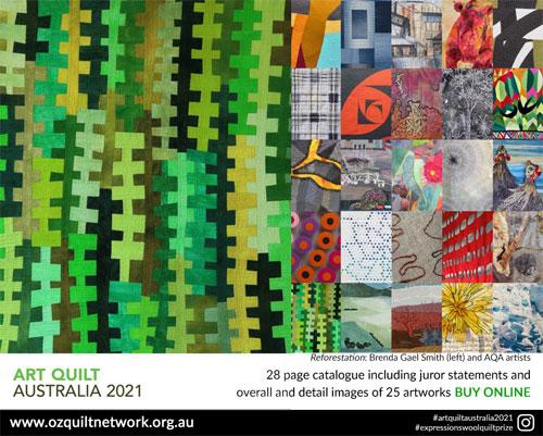 Art Quilt Australia 2021