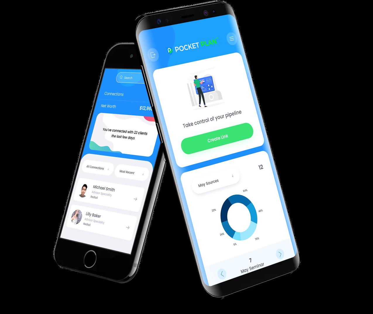 Pocket Plan Advisor Profile Mobile