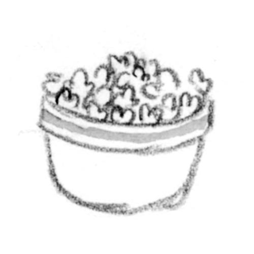 Il venditore di popcorn