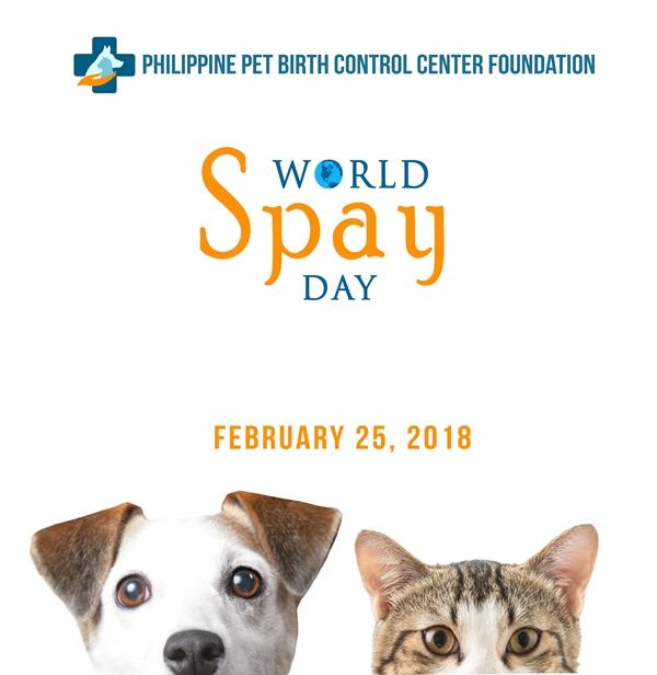 World Spay Day Sponsorship Form
