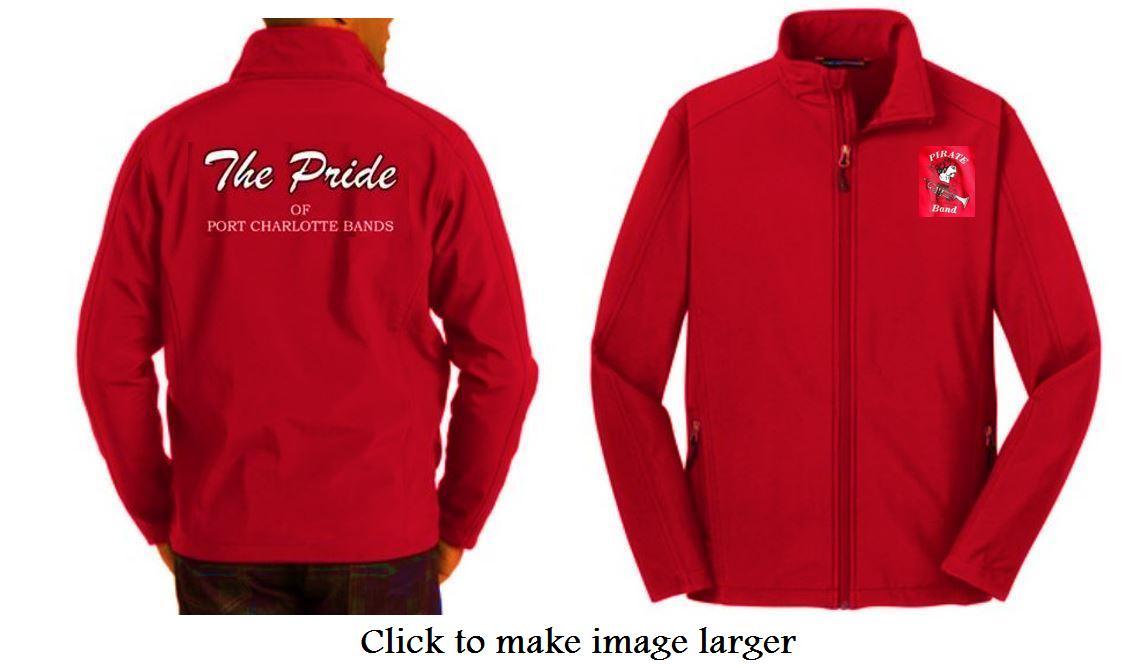 PCHS Band Jacket