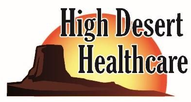 High Desert Healthcare COVID-19 Testing Consent Form