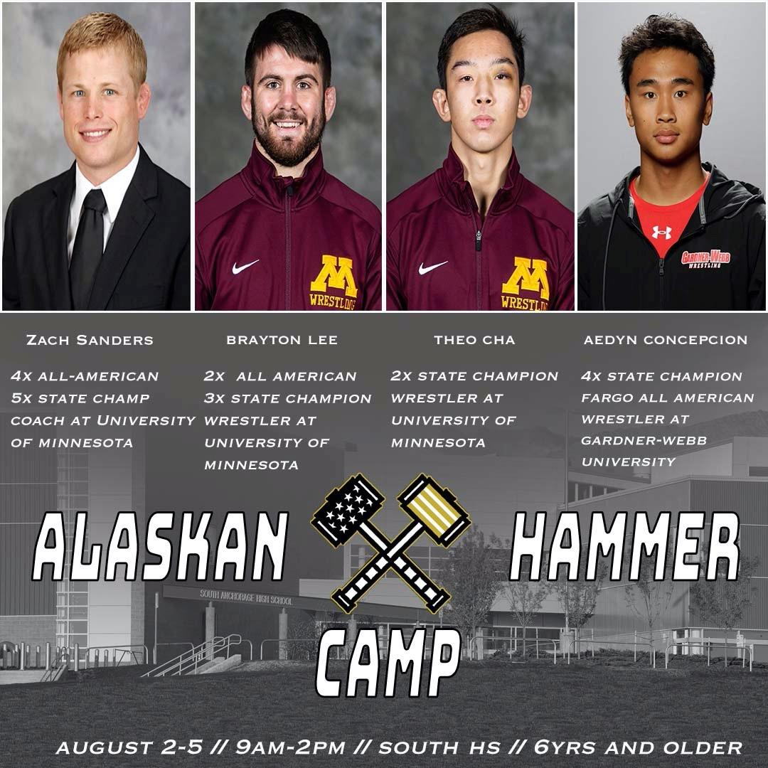 Camp Flyer