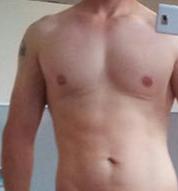 16-20% body fat