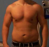 21-25% body fat