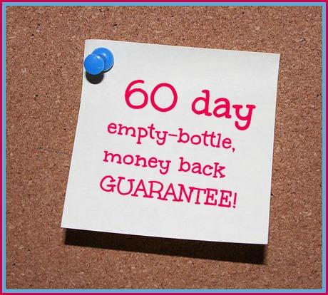 empty-bottle guarantee
